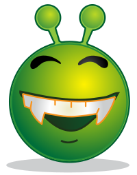 Triumpf Alien
