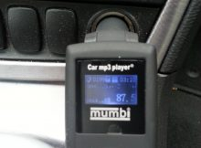 Mumbi FM Transmitter in Betrieb